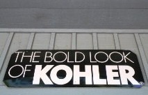 Kohler fixtures